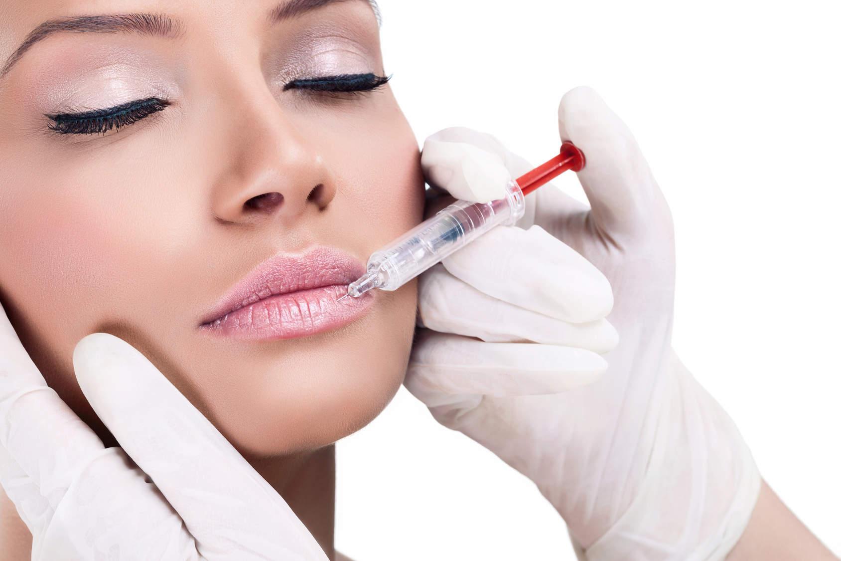 powiększanie ust kielce
